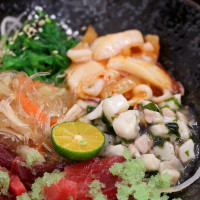 高雄市美食 餐廳 異國料理 日式料理 原味海產粥 照片