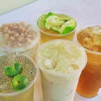 彰化縣美食 餐廳 飲料、甜品 飲料專賣店 路易十八古早味冬瓜茶大埔店 照片