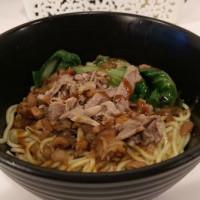 新北市美食 餐廳 中式料理 小吃 鴨魯飯 照片