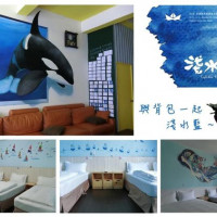 屏東縣休閒旅遊 住宿 青年會館 淺水藍青年旅館 照片