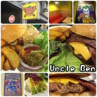 新北市美食 餐廳 異國料理 美式料理 Uncle Ben 美式小餐館 照片