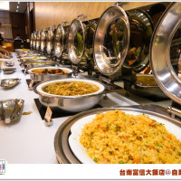 台南市美食 餐廳 異國料理 多國料理 台南富信大飯店-富麗廳自助餐 照片