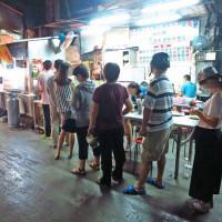新北市美食 攤販 台式小吃 生炒花枝 照片