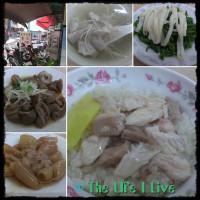 嘉義市美食 餐廳 中式料理 小吃 菜市仔口火雞肉飯 照片