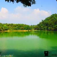 南投縣休閒旅遊 景點 景點其他 神祕鬼湖-瑪璘窟 照片