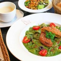 新北市美食 餐廳 異國料理 義式料理 閨蜜‧創義廚房 照片