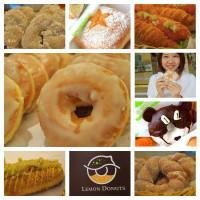 台中市美食 餐廳 烘焙 蛋糕西點 香檸貝克甜甜圈專賣店Siang Ning Beike Lemon Donuts 照片