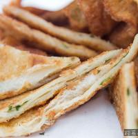 屏東縣美食 餐廳 中式料理 小吃 東港蔥油餅 照片