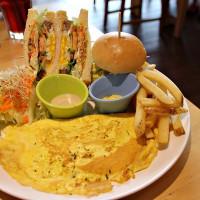 桃園市美食 餐廳 異國料理 美式料理 BeBe Burwich 照片