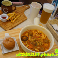 台南市美食 餐廳 異國料理 夏帕焗烤專賣店 照片