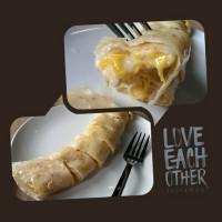 桃園市美食 餐廳 烘焙 烘焙其他 初,吐司蛋餅 照片