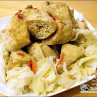 新北市美食 餐廳 中式料理 豆干爸ㄟ臭豆腐 照片