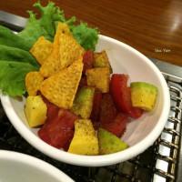 台北市美食 餐廳 餐廳燒烤 VEGETEJIYA菜豚屋林森店 照片