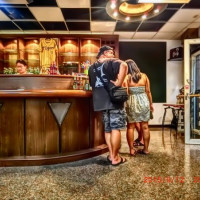 新北市美食 餐廳 異國料理 美式料理 WOW CAFE海派廚房 照片