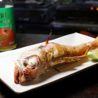台北市美食 餐廳 餐廳燒烤 串燒 老呂串燒塩烤 照片
