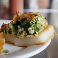 台中市美食 餐廳 中式料理 小吃 進化北路 無名炸粿 照片