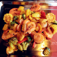 台中市美食 餐廳 異國料理 美式料理 神奇艾米美式麻辣海鮮Amazing Amy 照片
