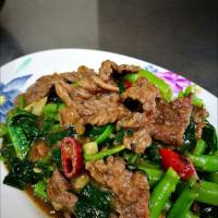 台中市美食 餐廳 中式料理 小吃 潮州牛肉林牛雜湯 照片