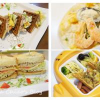 台中市美食 餐廳 咖啡、茶 咖啡館 風箏輕食尚 照片
