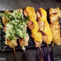 新北市美食 餐廳 餐廳燒烤 串燒 熊賀串燒居酒屋 照片