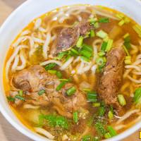 台北市美食 餐廳 中式料理 麵食點心 老地方牛肉麵 照片