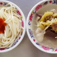 台中市美食 餐廳 中式料理 小吃 南陽路鐵路邊 大腸豬血湯 照片