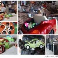 台中市美食 餐廳 咖啡、茶 咖啡館 Beetle Land 照片