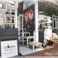 台中市美食 餐廳 飲料、甜品 甜品甜湯 LAbbito Tokyo crepe 照片