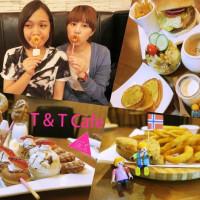 台北市美食 餐廳 咖啡、茶 咖啡館 T & T Cafe 照片