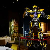 台中市美食 餐廳 異國料理 Hornet大黃蜂主題餐廳 照片