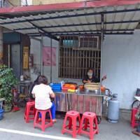 新北市美食 攤販 麵線 永福街20元大腸麵線 照片