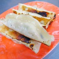 新北市美食 餐廳 中式料理 麵食點心 阿滿鍋貼 照片