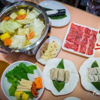 台北市美食 餐廳 火鍋 涮涮鍋 牛讚溫體涮牛肉鍋 照片