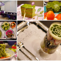 台中市美食 餐廳 飲料、甜品 Purple Matcha Salon 照片