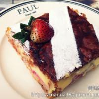 新竹市美食 餐廳 異國料理 PAUL保羅麵包沙龍 照片