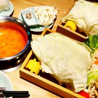 台北市美食 餐廳 火鍋 涮涮鍋 冷藏肉專門 鍋無敵 NabeMuteki 照片