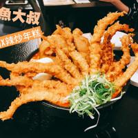 台北市美食 餐廳 異國料理 韓式料理 UNCLES魷魚大叔 照片