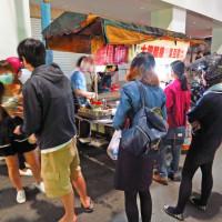 新北市美食 攤販 台式小吃 建中街臭豆腐 照片