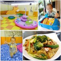 台北市美食 餐廳 素食 素食 卡樂親子蔬食餐廳 照片