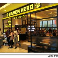 台北市美食 餐廳 異國料理 日式料理 RAMEN HERO拉麵英雄 照片
