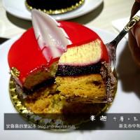 新北市美食 餐廳 烘焙 蛋糕西點 Micha 米迦 千層乳酪蛋糕 照片