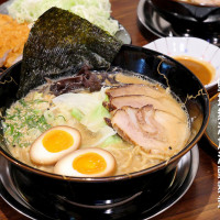 台中市美食 餐廳 異國料理 日式料理 川澤拉麵 照片