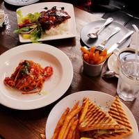 台中市美食 餐廳 異國料理 美式料理 筆堆創意美式餐廳Bidui Food&Drinks 照片