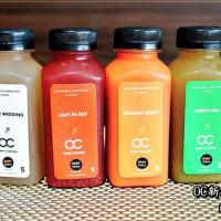 台北市美食 攤販 冰品、飲品 OC新鮮冷壓蔬果汁 照片