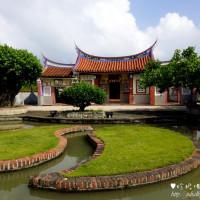 屏東縣休閒旅遊 景點 古蹟寺廟 佳冬楊氏宗祠 照片