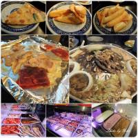 台北市美食 餐廳 餐廳燒烤 燒肉 韓首爾韓式火鍋 照片