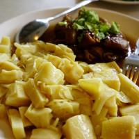 南投縣美食 餐廳 中式料理 原民料理、風味餐 坤德茶筍餐 照片