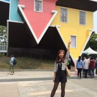 台北市休閒旅遊 景點 展覽館 華山顛倒屋(2016年2月6日~2016年7月23日) 照片