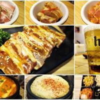 台北市美食 餐廳 餐廳燒烤 韓斤麻浦 照片