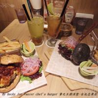 台北市美食 餐廳 異國料理 美式料理 Fanier chef's burger 費尼主廚漢堡(台北忠孝店) 照片